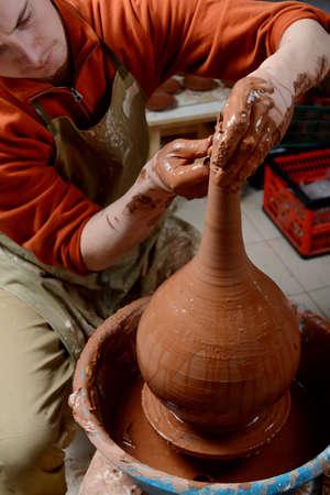 potter: Potter at work