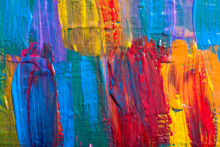 Abstract art background. Hand-painted background. SELF MADE.