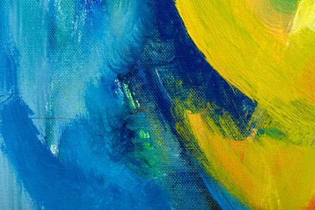 Art background. Self made abstraction.