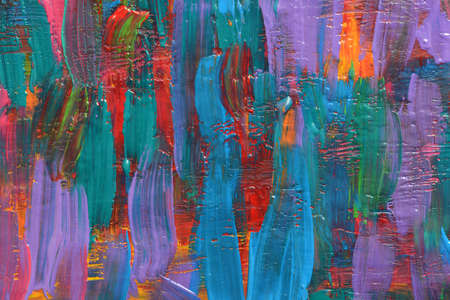 Abstract art. Hand-painted background. SELF MADE.