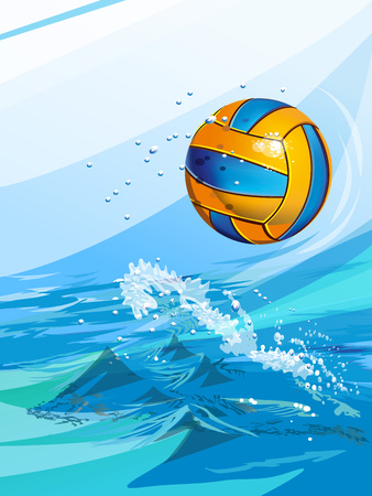 set of backgrounds to sports themes