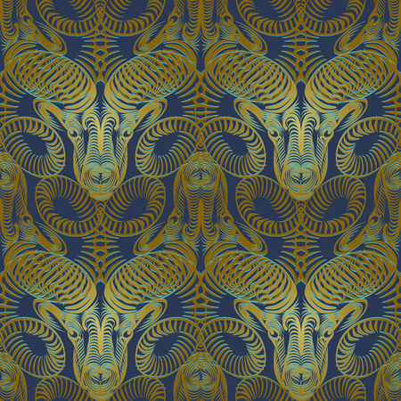 bleating: Repaint seamless pattern