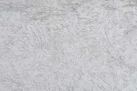 architectural detail representing gray decorative concrete surface with irregular texture Reklamní fotografie