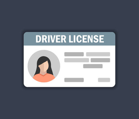 The drivers rights of women are fogged on a dark gray background.