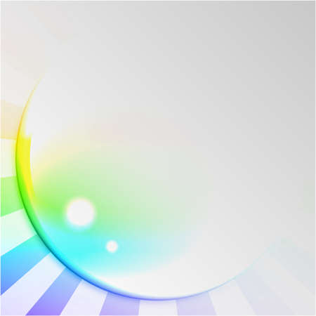 spectral: An abstract background graphic with spectral color gradients