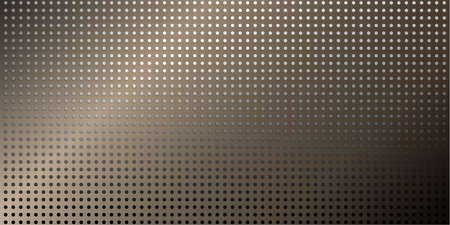 metal grid: An abstract background graphic with a rusty metal grid