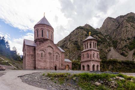 monastery: Daryal monastery Stock Photo