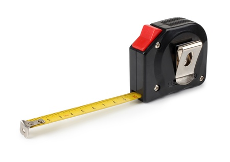 Color photo of old measuring ruler Stock Photo - 10572470
