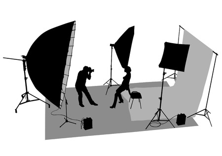 осветительное оборудование: Световое оборудование для фотостудий