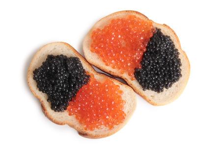 Fish caviar Zdjęcie Seryjne