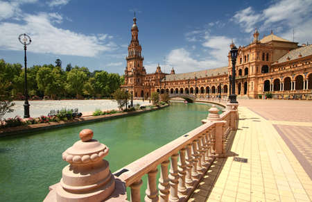 espana: Plaza de Espana