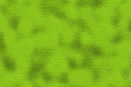 texture of iguana skin, a close-up, green color photo
