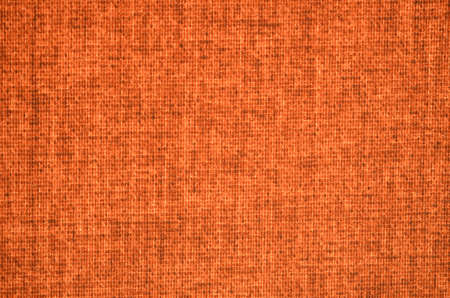 Texture of orange tarpaulin. The canvas surface for the background and drawing.