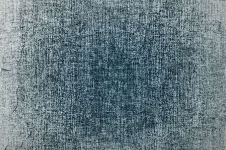 Blue fabric texture background. Detail of canvas textile material. Standard-Bild