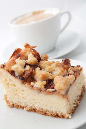 szarlotka: Apple Pie z kawy