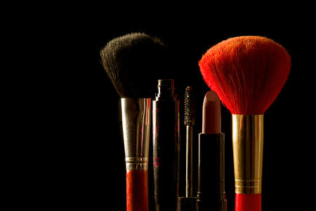 appearance: Cosmetics to change the appearance or image improvement Stock Photo