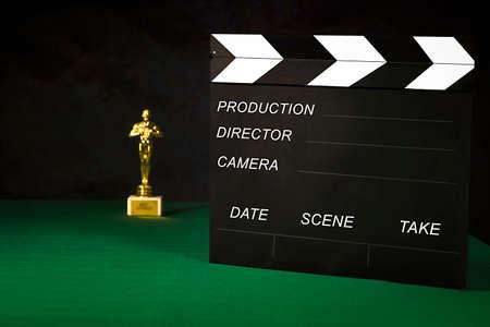 映画スパンクと像 写真素材