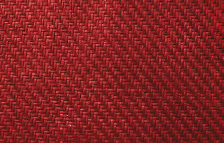Background made of red braid photo