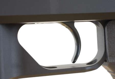 トリガーと精密ボルト ライ フルで triggerguard の正面 写真素材 - 6484514