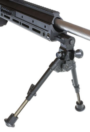 tactical rifle bipod that is adjustable and removable
