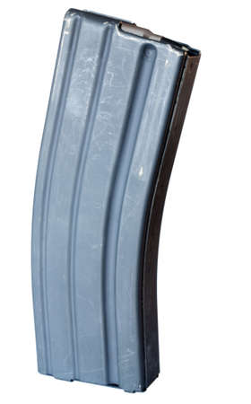 Magazine designed for the AR 15 that can hold thirty rounds Standard-Bild