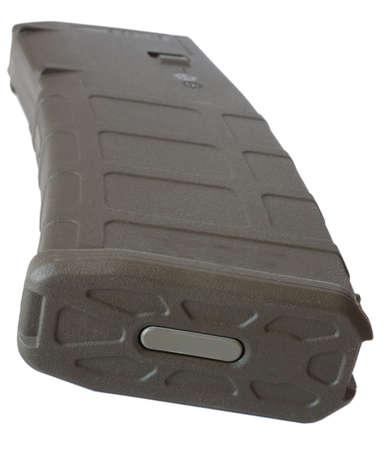 高容量ポリマー突撃銃のマガジンの底板