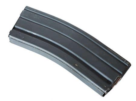 AR 15 に移動する設計されている金属の雑誌
