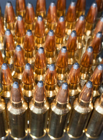 high powered: Lots of cartridges that were designed for a high powered rifle
