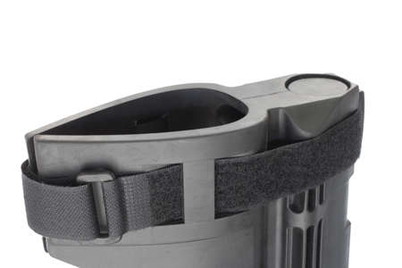 Short stock that is used on a semi automatic pistol
