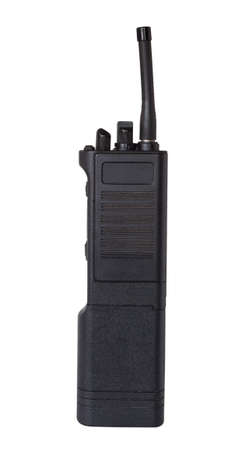Two way radio small enough to be carried