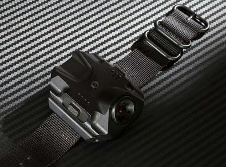 meant: Flashlight meant for use with a gun that is worn on a wrist