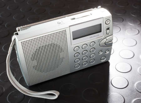 shortwave: Battery powered radio that can hear shortwave and broadcast transmissions