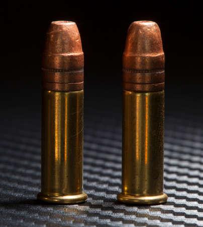 twenty two: Two cartridges that are designed for twenty two rimfire firearms