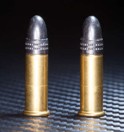 twos: Cartridges that are designed to be used in rimfire twenty twos