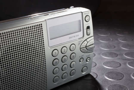 shortwave: Battery powered radio to monitor shortwave and broadcast transmissions
