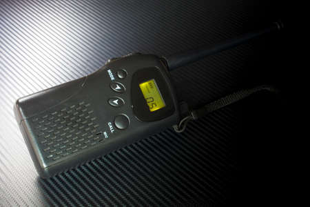 Walkie talkie for multiple use radio frequencies on channel five