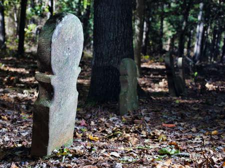 ノースカロライナ州ムーア郡の旧スコットランド墓地