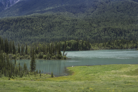 scenic spots: Kanas Xinjiang scenic spots