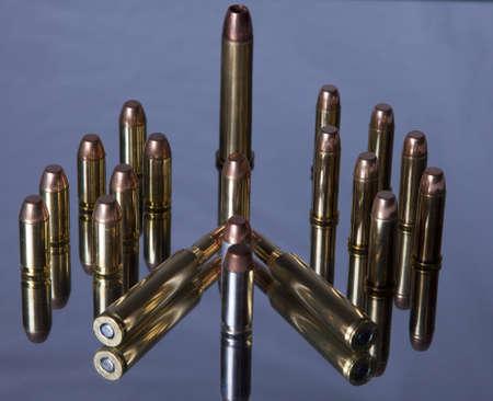 armaments: bullets