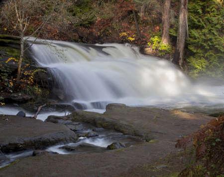 millstream park waterfall