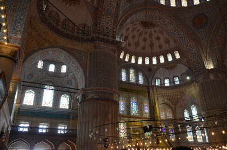 turkiye: Blue Mosque Istanbul