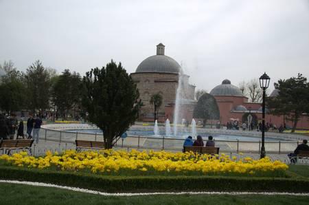 hamam: Historical center of Istanbul