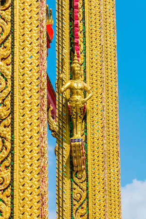 There are many amazing temples in Thailand.