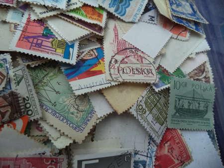 antics: Old Envelopes