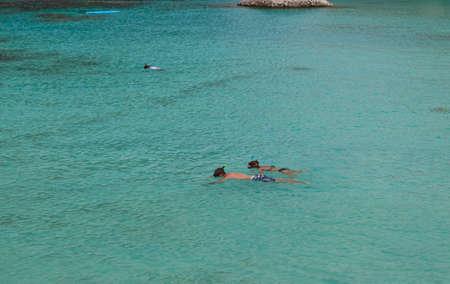 nangyuan: Snorkeling at Nangyuan Island, South of Thailand