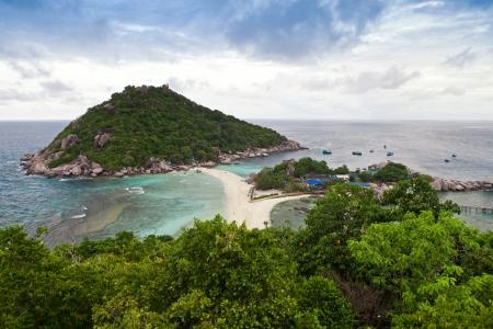 nangyuan: viewpoint Koh Nangyuan Island, south of Thailand