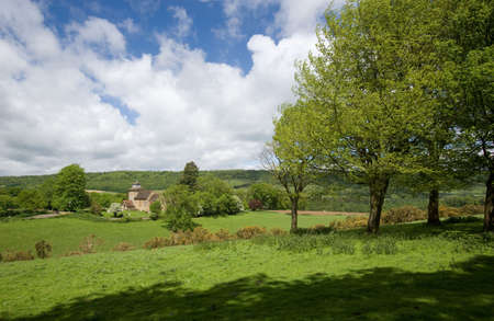 pleasant: Pleasant rural Surrey countryside england