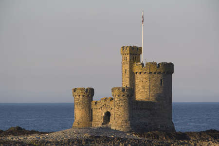 turret: The Refuge at Douglas in the Isle of Man