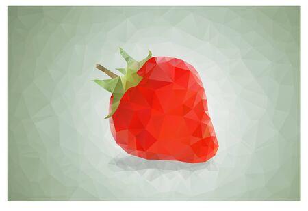 Strawberry - Triangle