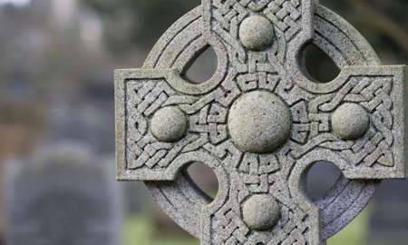 masonary: celtic cross